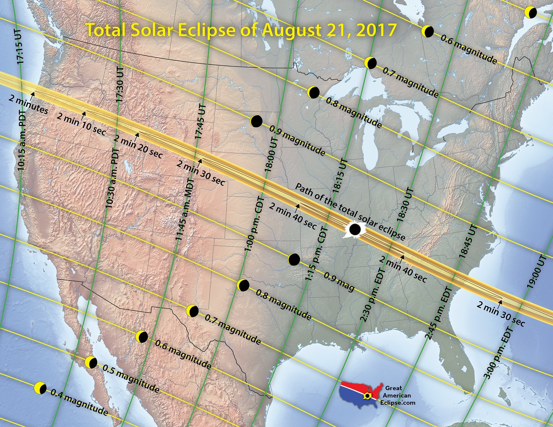 Eclipse Viewing Guide